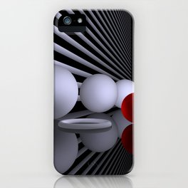 opart imaginary -5- iPhone Case