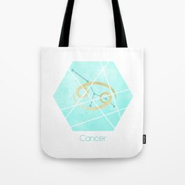 Cancer - Zodiac sign Tote Bag