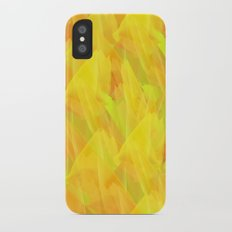 Tulip Fields #106 iPhone X Slim Case