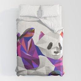 Pauline Panda  Comforters