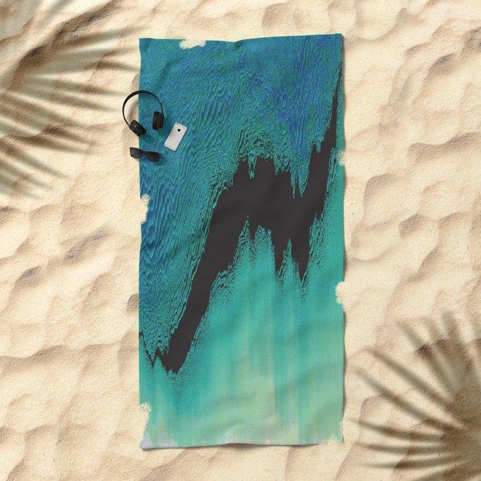 The Rift Beach Towel