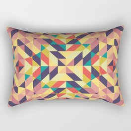 Winter Lights II Rectangular Pillow