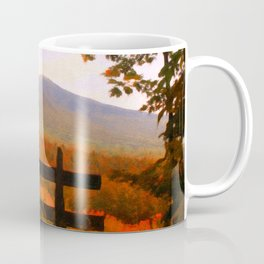 Autumn on Monadnock Coffee Mug