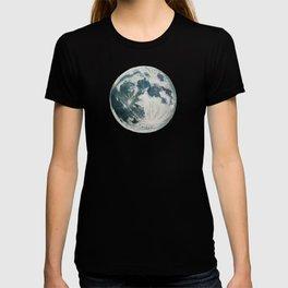 Moon Portrait 3 T-shirt