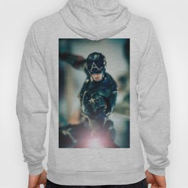 Weapons down or I will not be responsible for what comes next! Hoody