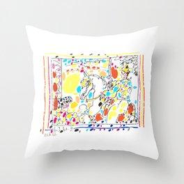 Pablo Picasso Picador (Bullfighter) 1961 T Shirt, Artwork Throw Pillow
