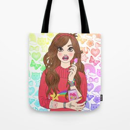 Maybe It's Mabel Tote Bag