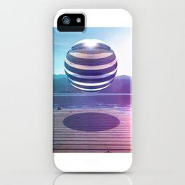 Orb iPhone Case