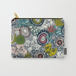 succulents multi light Carry-All Pouch