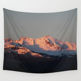 Alpenglow Wall Tapestry