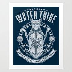 Water is Benevolent Art Print