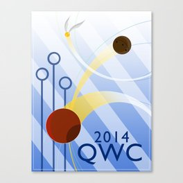 Quidditch World Cup 2014 Canvas Print