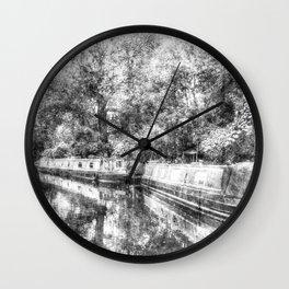 Little Venice London Vintage Wall Clock