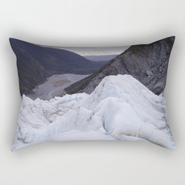 Fox Glacier Rectangular Pillow
