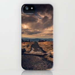 Roan Mountain Tennessee iPhone Case