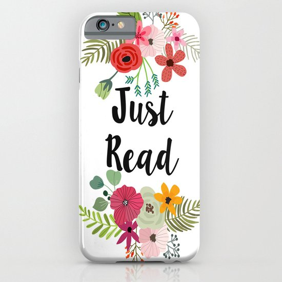 Just Read iPhone & iPod Case