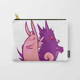 Clefable and Gengar Carry-All Pouch