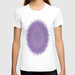 Lavender Garden 2 T-shirt