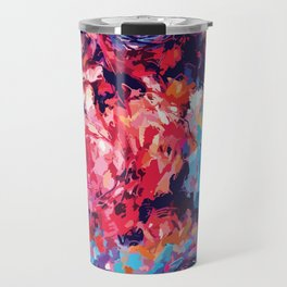 Fiona Floral Travel Mug