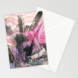 Passion Fruit 3 Stationery Cards