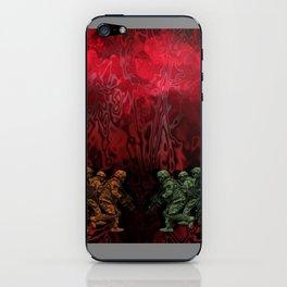 Volatile iPhone Skin