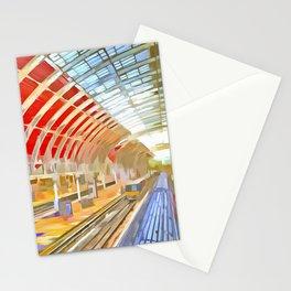Paddington Railway Station Pop Art Stationery Cards