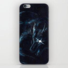 Wolf Star iPhone Skin