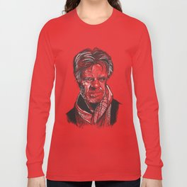 William H Macy Long Sleeve T-shirt