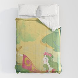 Nymph Comforters
