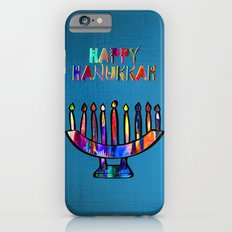 Happy Hanukkah! Slim Case iPhone 6