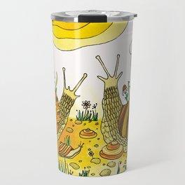 Noah's Ark - Snail Travel Mug