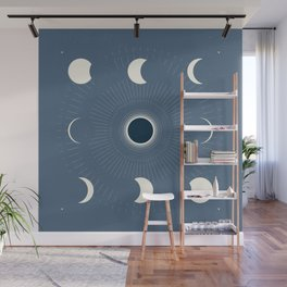 Eclipse Wall Mural
