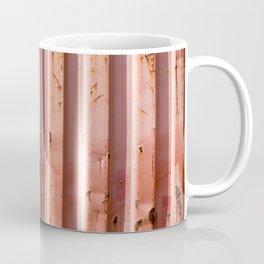 red metal Coffee Mug