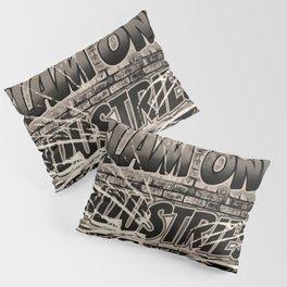 Slam 1 Industries Pillow Sham