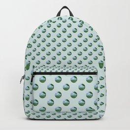 Circle World Summer Green Backpack