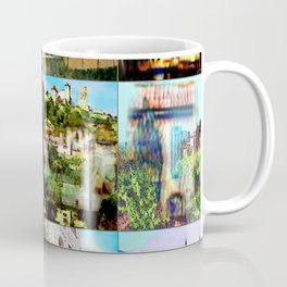 Impression of the Provence in France Coffee Mug