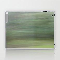 Green Whirlwind Laptop & iPad Skin