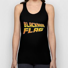 Back To The Punker Unisex Tank Top