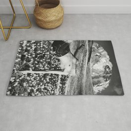 The Beauty of Death Rug