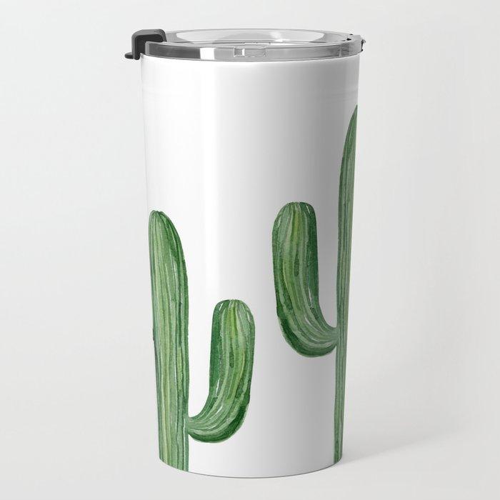 Saguaro cactus. Travel Mug