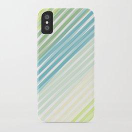 Sweet Streak iPhone Case