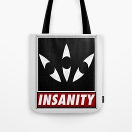 Asura's Insanity Tote Bag