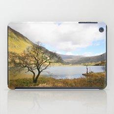 Cregennen Lake, Snowdonia iPad Case