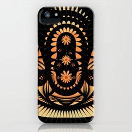 Graphic summer design II iPhone Case