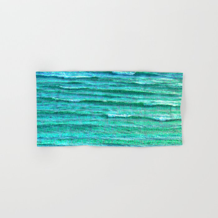 Sea of Indifference Hand & Bath Towel