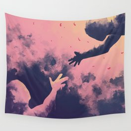 Battle for Hope Wall Tapestry
