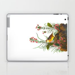 Yellow-winged Sparrow Laptop & iPad Skin