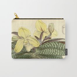 Paphiopedilum concolor Carry-All Pouch