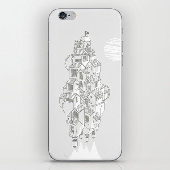 Homemadespaceship iPhone & iPod Skin
