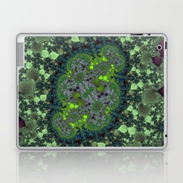 Fractal Fairy Ring Laptop & iPad Skin